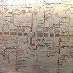 Plano metro munich