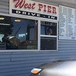 Foto de West Pier Drive-in