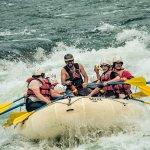 Paddle Rafting, Thompson River