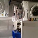 Great laundry facilities.
