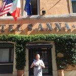 Hotel Sant Anna Roma Foto