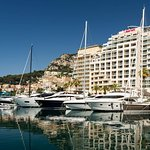 Foto de Riviera Marriott Hotel La Porte de Monaco
