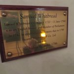 Samuel Whitbread Memorial