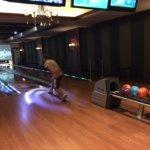 bowling at Play