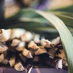 Fresh sugar from our sugar cane farm!