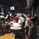 Pre-Game Hot Wing Contest on Social Media Night