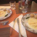 Restaurant Vieux Chalet Foto