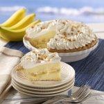 Carrows Banana Cream Pie