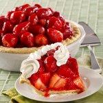 Carrows Strawberry Pie