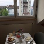 Photo de Hotel Spalentor Basel