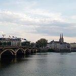 Vue chambre - Adour, Pont St Esprit, Cathédrale.