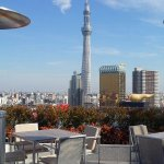 Photo de THE GATE HOTEL Asakusa Kaminarimon by HULIC