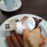 A very ample big breaky...