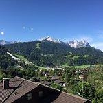 Foto de Zur Schonen Aussicht Hotel Garni
