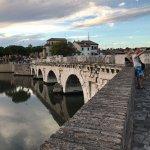 Photo of The Tiberius Bridge