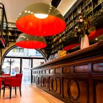 Brasserie Le Père Léon- le bar