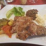 secreto de porc iberique grillé