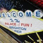 Foto de Brighton Palace Pier