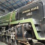 Evening Star National Railway Museum, York