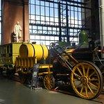 The Rocket. NRM, York