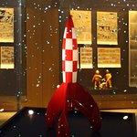 Raket naar de maan