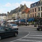 Saint Omer - Main Square