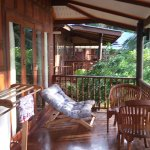 thai villa terrace