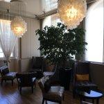 Salon Piano (à l'entrée de d'hôtel)