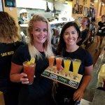 Bloody Marys & mimosa flights