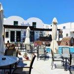 Foto de Scorpios Beach Hotel