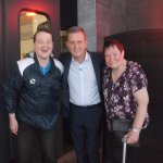 When we stayed at the Hotel the following day we had our photo taken with Mr Jeremy Kyle!.