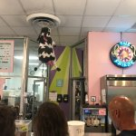 Zdjęcie Frieze Ice Cream Factory