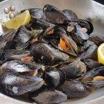 Porto Venere mussels