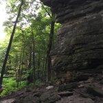 high cliffs trail