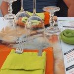 Table et menu