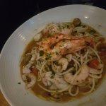 seafood spag