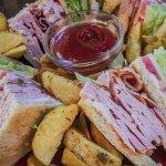 Nostalgia Club Sandwich!