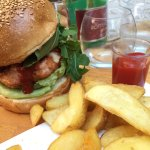 Bilde fra Bubalus Burger Bar