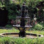 Fountain in Big Rigs Ride