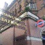 Photo of St. Pancras International Station