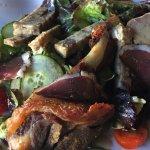 Salade de l'auberge