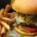Pickle Burger