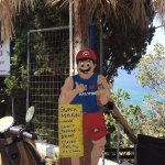 Super Mario Beach Bar Foto