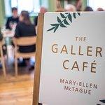 The Gallery Café, Mary-Ellen McTague