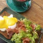 Завтрак в Корице