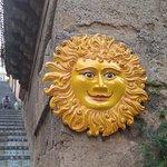 Photo de Staircase of Santa Maria del Monte