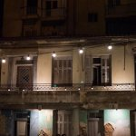 An old Athenian house and it's yard is transformed into one of the most atmospheric bars in Athe