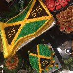 Jamaican Independence Celebration Buffet Selection