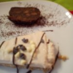 salame al cioccolato e torta al caffè