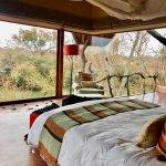 Foto de Sanctuary Makanyane Safari Lodge
